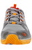 The North Face Ultra Fastpack II GTX Shoes Men Q-Silver Grey/Tibetan Orange